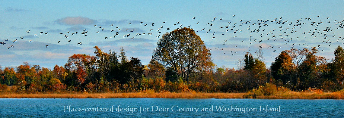 Place-centered design for Door County and Washington Island