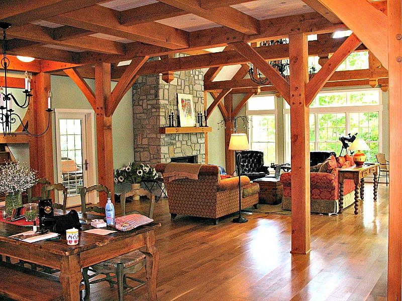 Living Room Interior Richard Toyne Architect